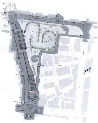 Una nuova piazza dei Gerani