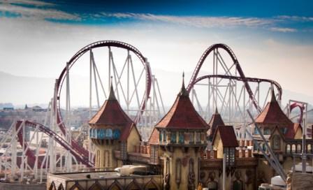 MagicLand apre le porte con una stagione 2012 ricca di novità