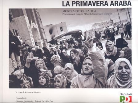Fino al 24 aprile la mostra sulla Primavera araba