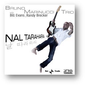 Bruno Marinucci Trio in 'Nal Tarahara', live music all'Asino che vola
