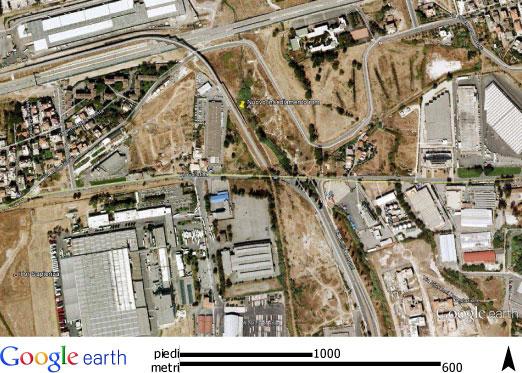 Nuovo insediamento Rom a ridosso di via della Rustica