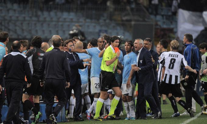 Lazio, fischi per fiaschi!