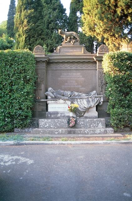 Visitate guidate gratuite al cimitero Verano