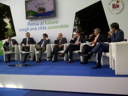 L'Ama partecipa a MoTechEco: l'impegno dell'Azienda per la mobilità ecosostenibile