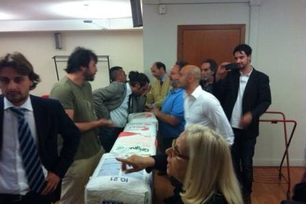 XX Municipio, Corsetto: 'Blitz civico con colata di cemento in Consiglio'
