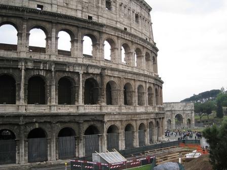 La nuova metro C potrebbe minacciare la sicurezza del Colosseo