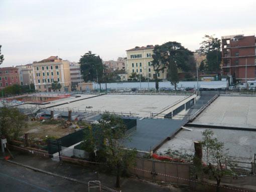 Ancora inesistente il centro sportivo di via Como nel III municipio