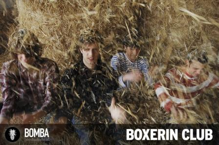 Boxerin Club e Mary In June al Parco Madre Teresa di Calcutta a Centocelle