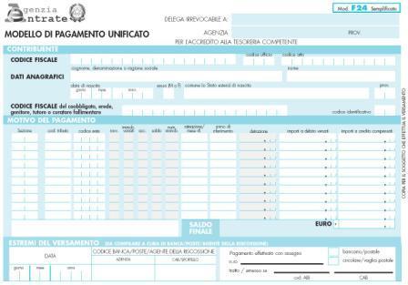 Tutti i codici tributi per pagare l'Imu entro il 18 giugno 2012