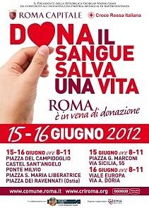 """Il 15 e 16 giugno """"dona il sangue, salva una vita"""""""