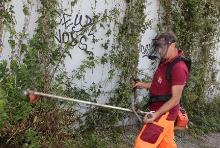 """Ama e retake Roma per la pulizia della stazione """"La Storta"""""""