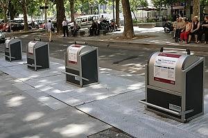 XI Municipio, arrivano i cassonetti a scomparsa