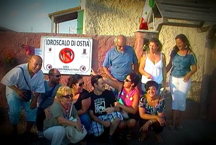 Gemellaggio tra Idroscalo di Ostia e Tor Bella Monaca