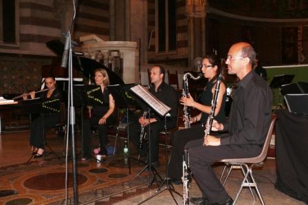 Serata musicale a San Basilio