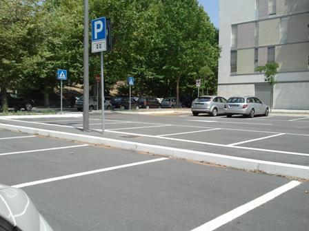 Giustiniano Imperatore: aprono i parcheggi pubblici