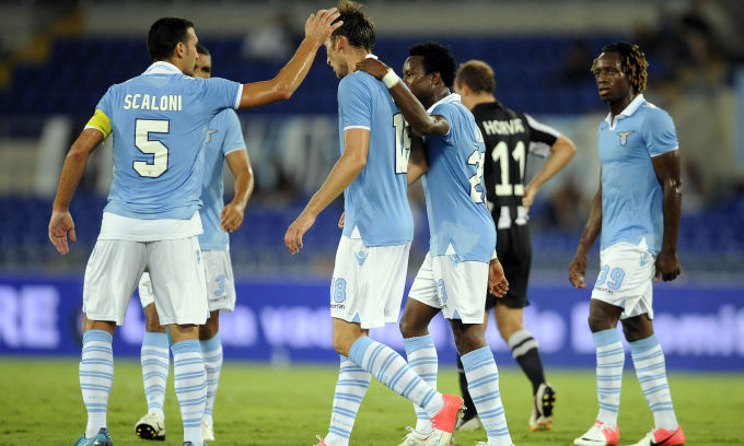 Welcome in Europe SS Lazio