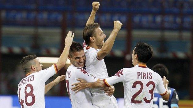 Inter-Roma 1-3: la lezione del maestro Zeman a San Siro