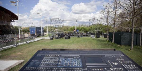 """L'Auditorium Parco della Musica festeggia dieci anni d'attività con lo """"Spazio Aperto"""""""