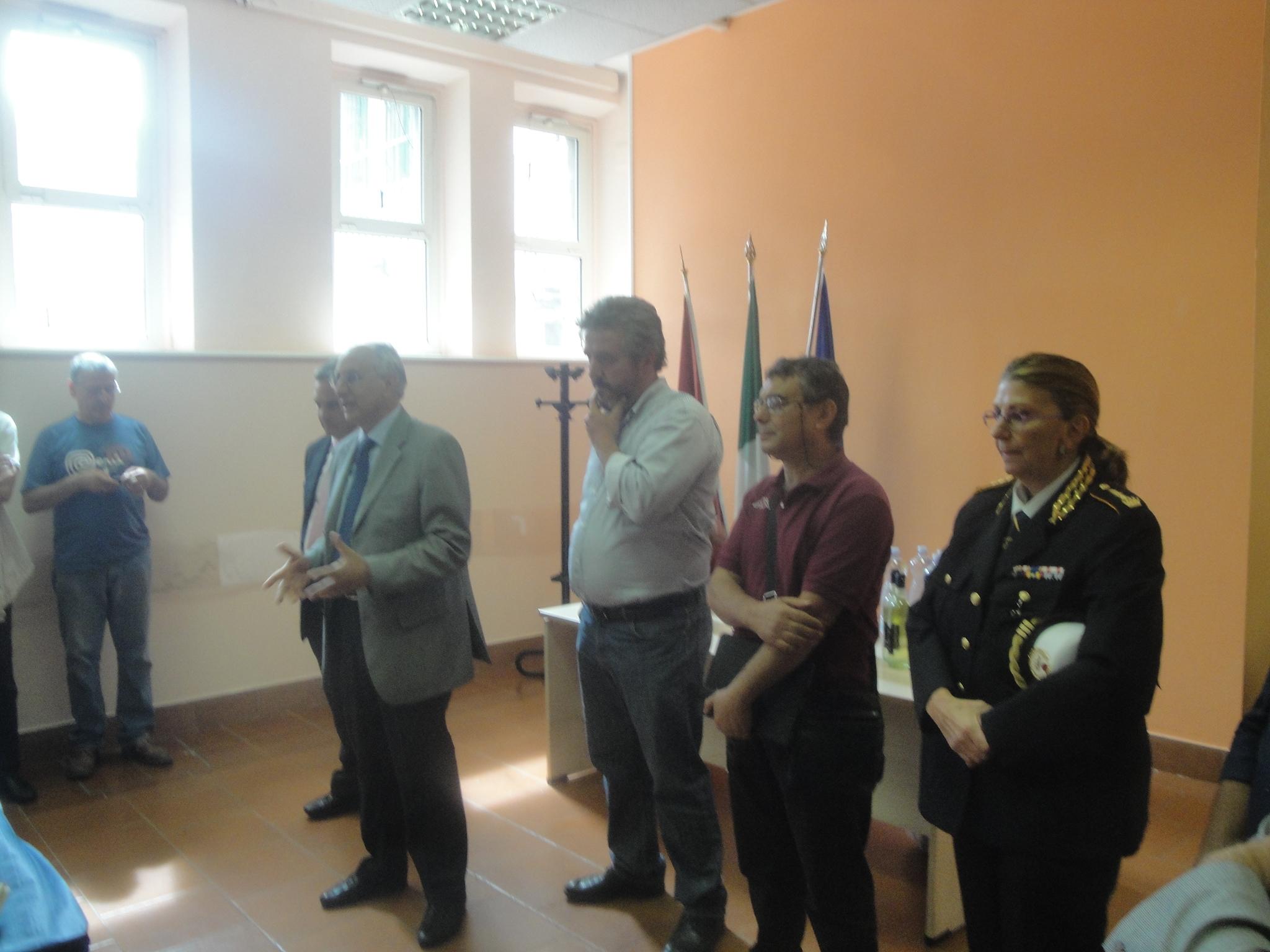 Inaugurato il nuovo Servizio Anagrafico del Municipio Roma VII