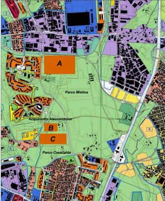 Inedificabili le aree per l'housing sociale a Mistica e Casacalda