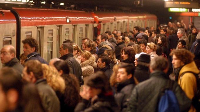 Atac: I dirigenti scendono in stazione