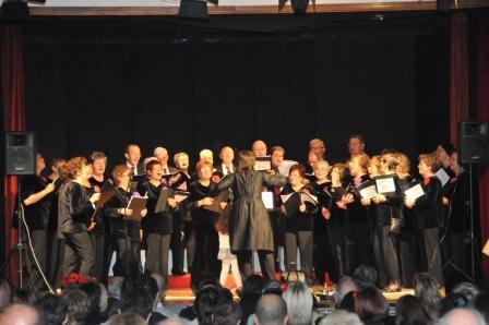 Undicesima edizione dell'Incontro Corale di Roma e del Lazio al Teatro Tendastrisce