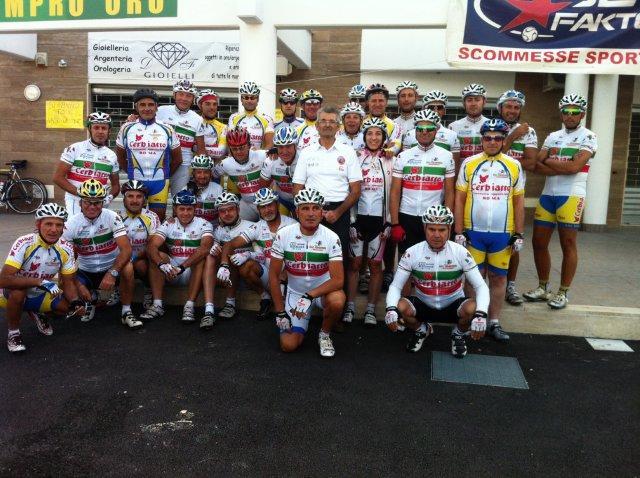 Il G.S.C. Tor Sapienza Cerbiatto una squadra a tutto campo