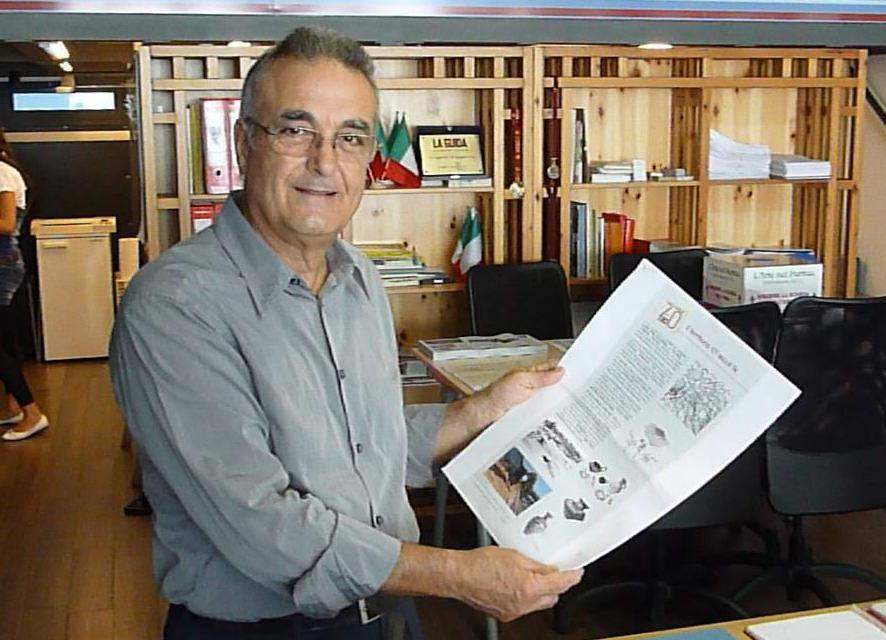 Colli Aniene 40 anni, una mostra 'firmata' Luigi Polito e Vincenzo Luciani