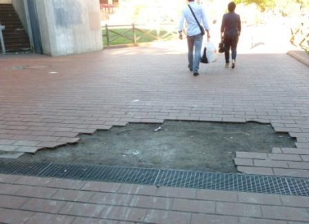 Pietralata: ecco quello che non vorremmo vedere nella stazione Metro B