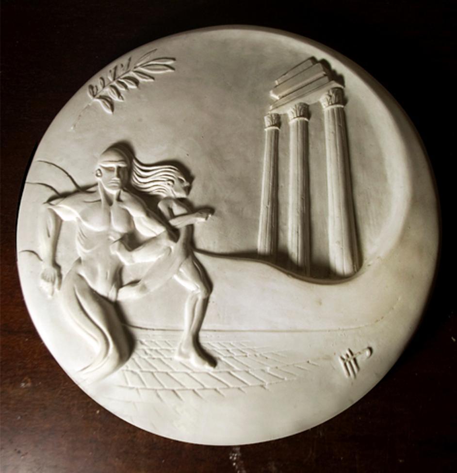 Scelta la medaglia per la Maratona di Roma ACEA del 17 marzo 2013