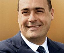 Zingaretti si candida alla Regione Lazio
