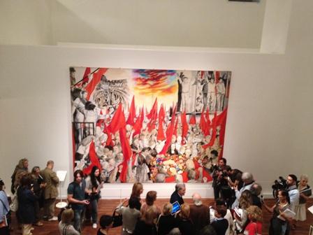 'Guttuso. 1912-2012' al Complesso del Vittoriano