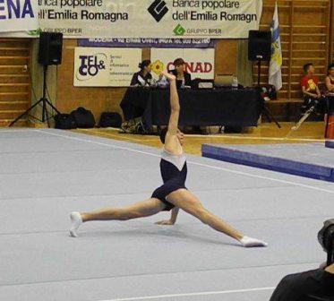 ASD Ginnastica romana: Grandi prove ai Campionati Regionali