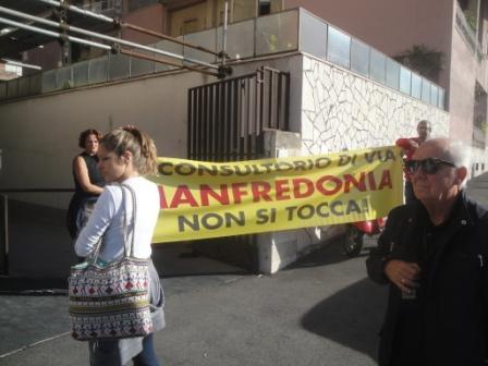 Non chiuderà il Consultorio di via Manfredonia 43 al Quarticciolo