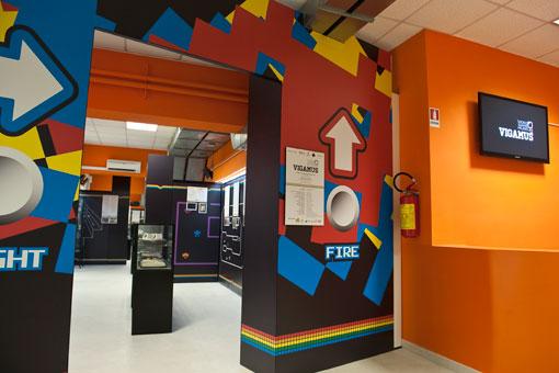 Il Museo dei Videogames apre a Roma