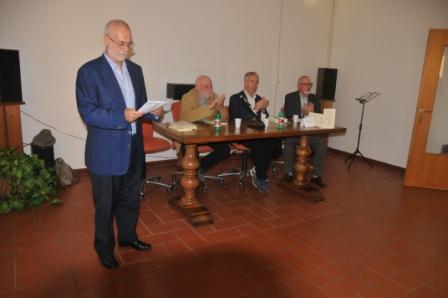 Subiaco: presentato il libro di G. Prosperi 'Achille Pannunzi un uomo vivo'