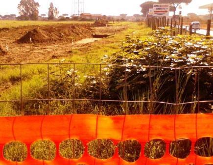 Raddoppia via Acilia: iniziano i lavori senza regolari sondaggi archeologici