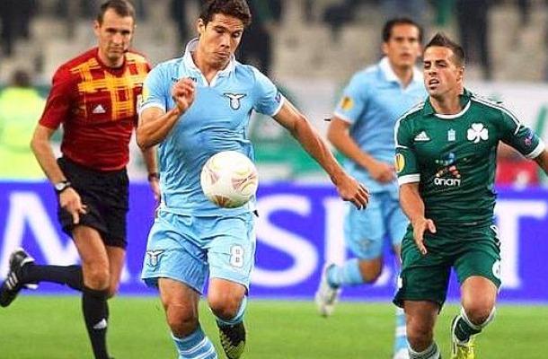 Europa League: Lazio pareggia con il Panathinaikos