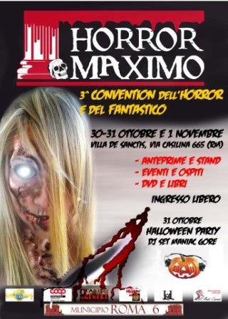 Horror Maximo III