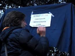"""""""Roma Futura"""" contro le targhe in memoria dei Savoia"""