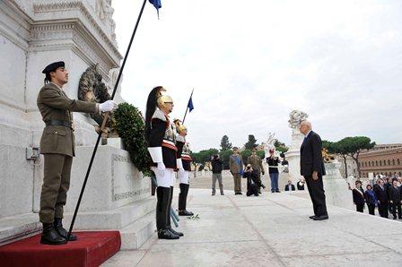 4 novembre, Giornata dell'Unità Nazionale e delle Forze Armate