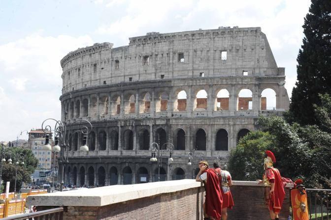 Salvo il patrimonio culturale di Roma