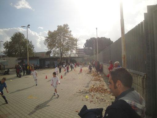 E' stata un successo 'Stradacalciando', l'11 novembre 2012 a Tor Sapienza