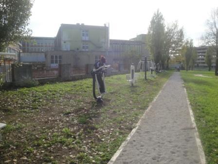 Continuano i lavori di miglioria nei parchi Tor Sapienza e Tor Tre Teste