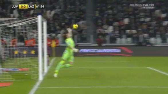 Lazio un punto di platino allo Juventus Stadium