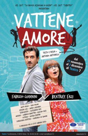 'Vattene Amore' al Teatro Sette