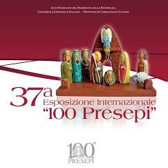 """37° edizione dell'esposizione """"100 Presepi"""" a Piazza del Popolo"""