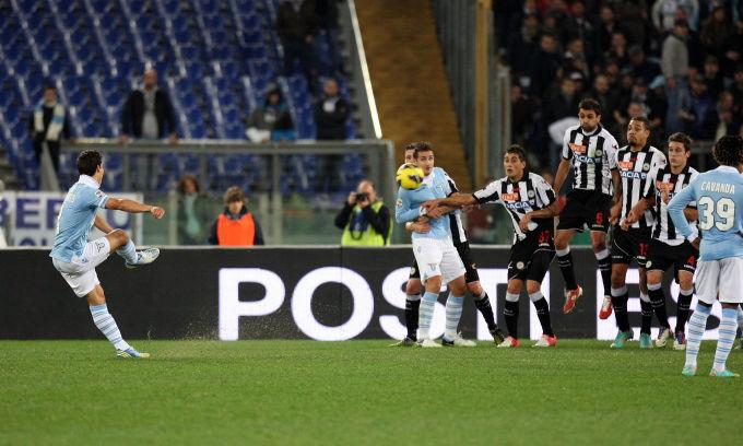 Lazio Udinese 3-0, un tris per la Champions