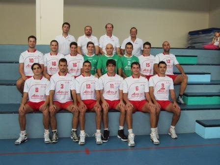 La Roma 7 Volley raggiunge la vetta della classifica