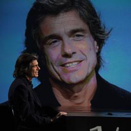 L'imprenditore Alfio Marchini si candida a sindaco di Roma
